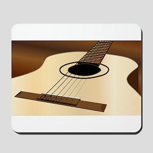 Flamenco Guitar Mousepad