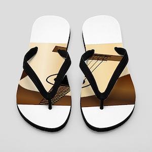 b56a591b634a Nylon Flip Flops - CafePress