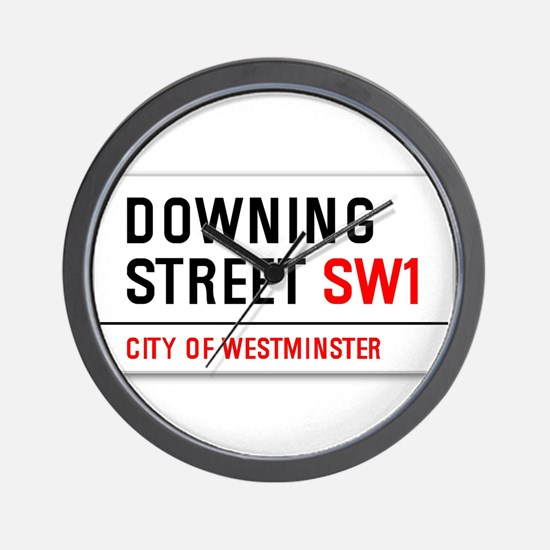 Downing Street Wall Clock