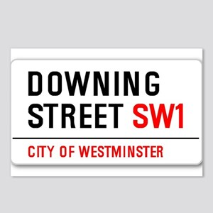 Downing Street Postcards (Package of 8)