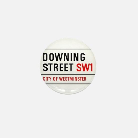 Downing Street Mini Button