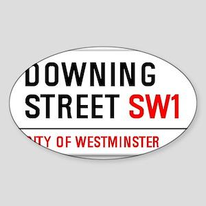 Downing Street Sticker