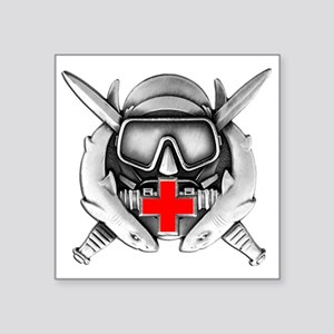 Diving Medical Technician Sticker