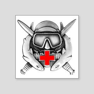 Diving Medical Technician Sticker