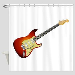 Fender Guitar Bed Bath Cafepress
