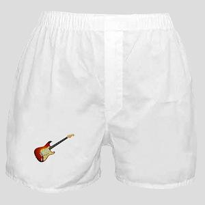 Sunburst Electric Guitar Boxer Shorts