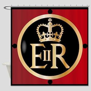 Elizabeth's Reign Shower Curtain