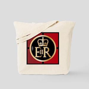 Elizabeth's Reign Tote Bag
