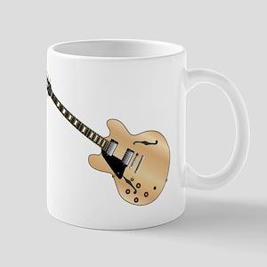 Left Handed Guitart Mugs