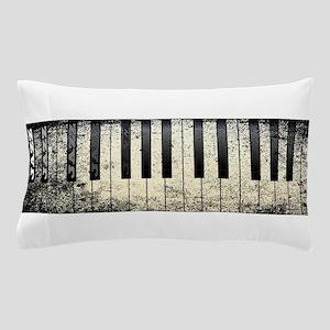 Jazz Piano Pillow Case