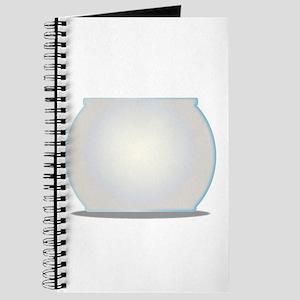 Empty Goldfish Bowl Journal