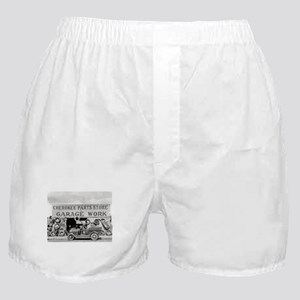 Cherokee Parts Store Vintage Garage Boxer Shorts