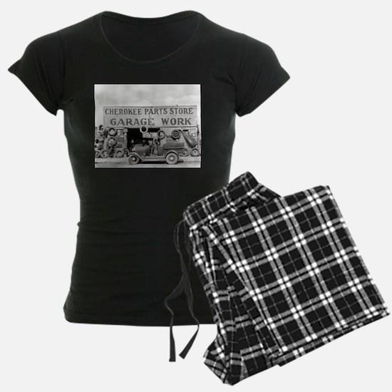 Cherokee Parts Store Vintage Pajamas