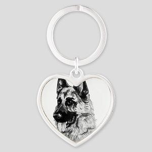 German Dog Keychains