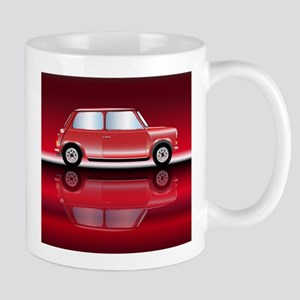 Fast Mini Car Mugs