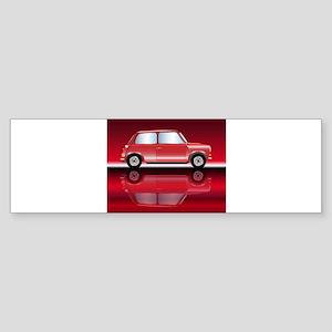 Fast Mini Car Bumper Sticker
