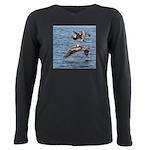 Pelicans in Flight T-Shirt