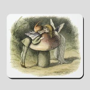 A Fairy Kiss Mousepad