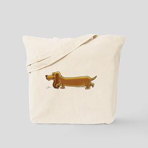 NEW! Weiner Dog Tote Bag