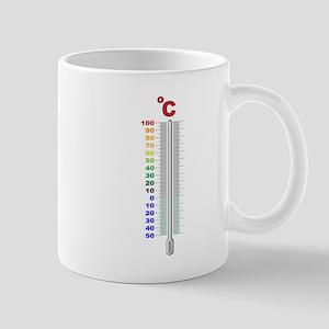 A Temperature Thermometer Mugs