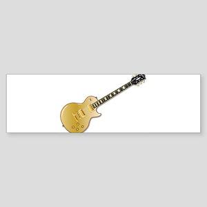 Classic Gold Top Bumper Sticker