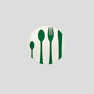 Silhouette Cutlery Set Mini Button