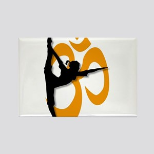 Yoga Pose Poster. Magnets