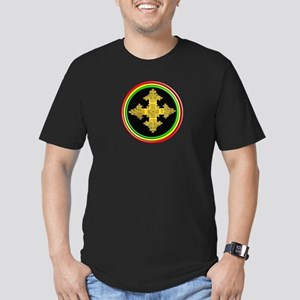 ethipia cross rasta performance jacket T-Shirt