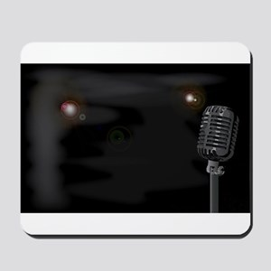 Smokey Club Background Mousepad