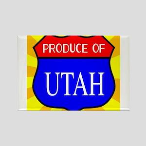 Produce Of Utah Magnets