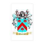 Woodruff Sticker (Rectangle)