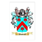 Woodruff Postcards (Package of 8)