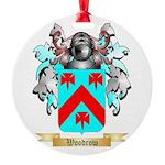 Woodrow Round Ornament