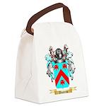 Woodrow Canvas Lunch Bag