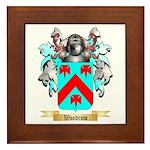Woodrow Framed Tile