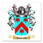 Woodrooffe Square Car Magnet 3
