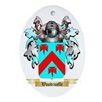 Woodrooffe Oval Ornament