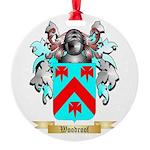 Woodroof Round Ornament