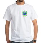 Woodman White T-Shirt