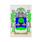 Woodman Rectangle Magnet (100 pack)