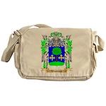 Woodman Messenger Bag