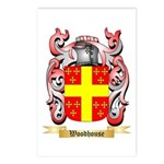 Woodhouse Postcards (Package of 8)
