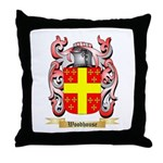 Woodhouse Throw Pillow