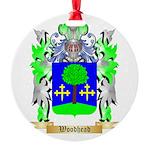 Woodhead Round Ornament
