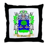 Wooder Throw Pillow