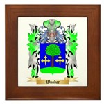 Wooder Framed Tile