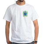 Woode White T-Shirt