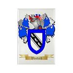 Woodard Rectangle Magnet (100 pack)