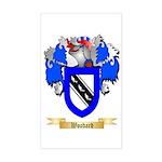 Woodard Sticker (Rectangle)
