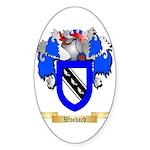 Woodard Sticker (Oval 10 pk)